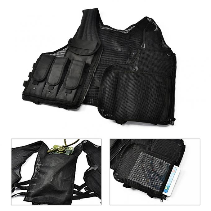 Outdoor Tactical Gear Vest CS Field , Improved Outer Tactical Vest