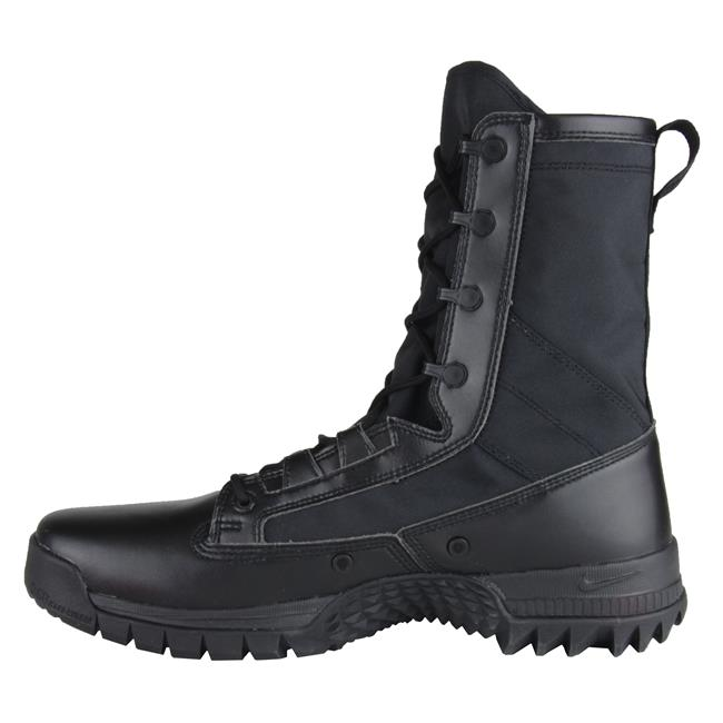 Lightweight Military Tactical Boots Security Synthetic Canvas Upper