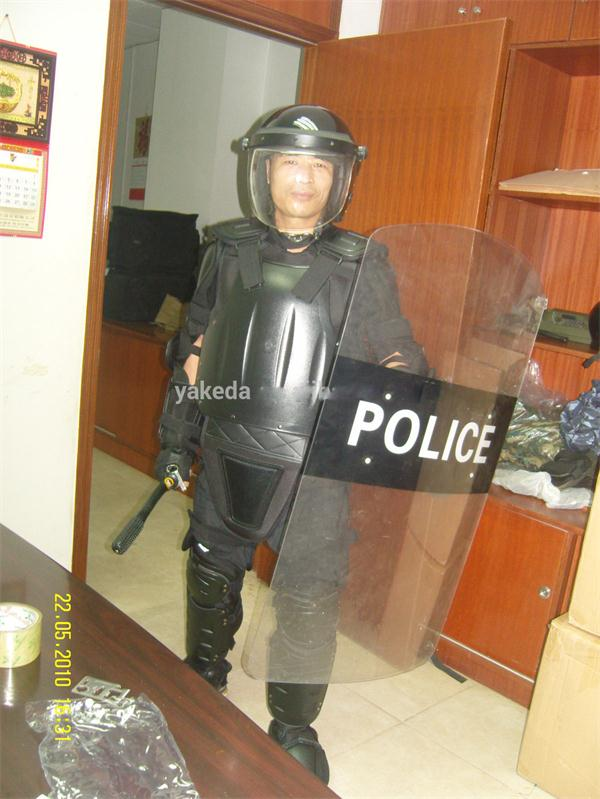 Riot Tactical Protective Gear Suit for Army , Full Body Protective Suit