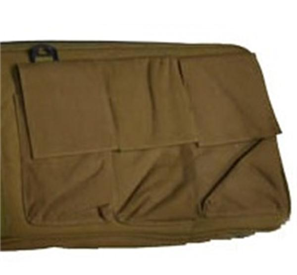 Paintball Tactical Gun Bags , Tactical 30 Inch Gun Case Camouflage