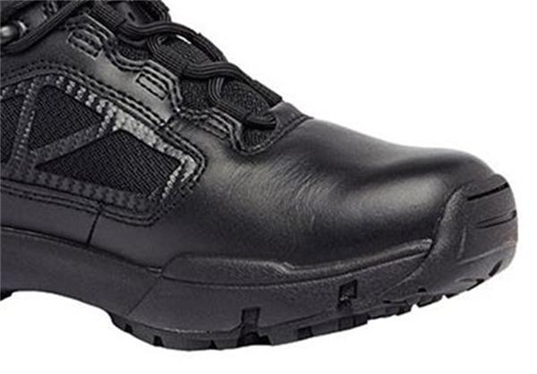 """Hydrophilic Mesh Lining Hot Weather Boot Breathable Smooth 6"""" Height"""