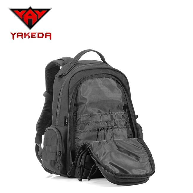 8f4cfd58eff6 Large Military Molle Backpack   Tactical Day Pack With Two Side Pockets