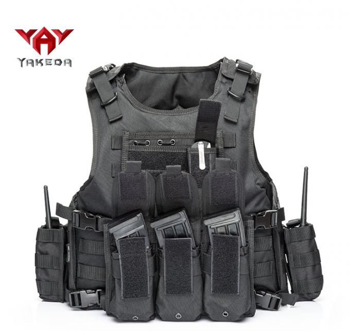 Outdoor Army Military Bulletproof Vest Tactical Vest Outdoor Vest for Field Play