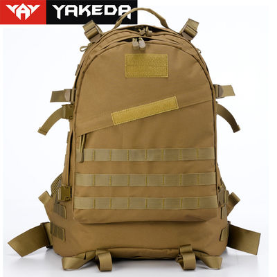 China 45L Small Tactical Day Pack Army Camouflage Backpack With 1000D supplier
