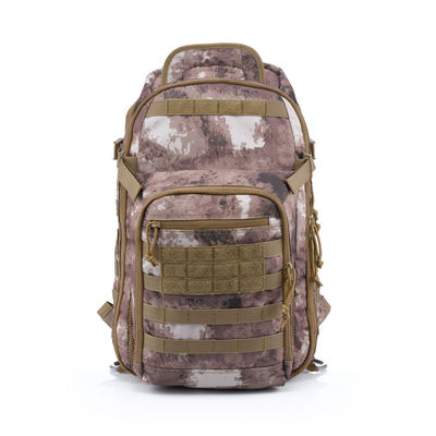 China Hiking Tactical Day Pack Nylon 45L With Molle System , Tactical Rucksack supplier
