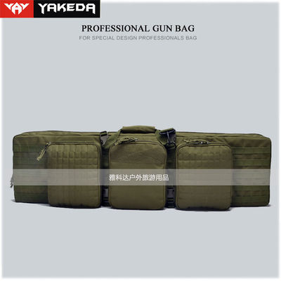 36 Inch Tactical Performance Gun Case / Waterproof Multi Gun Case