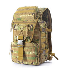 China Folding Woman Small Army Backpack Camouflage Lightweight With Shoulders supplier