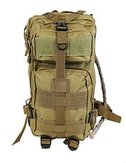 Small Molle Hydration Pack Tactical , Military Hydration Pack 2.5 Liter