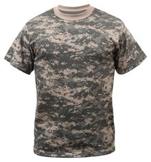 Cool Lightweight Army Camouflage Uniform , Slim Nice Military Camouflage Shirt