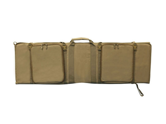 Heavy Duty Tactical Gun Bags And Cases , Shooting Mat Rifle Case