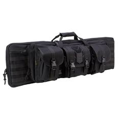 Long Multiple Rifle Case Backpack Storage With Molle Pouches