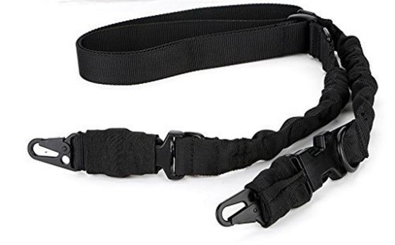 Multifunction Rifle Gun Sling Adjustable Strap Cord for Outdoor Sports