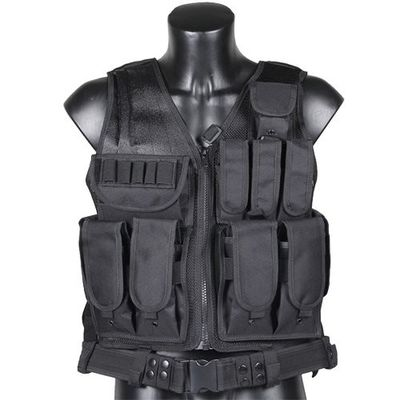 Lightweight Ballistic Military Bulletproof Vest Level 4 , Anti Bullet Vest , Tactical Vest