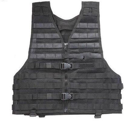 Airsoft Tactical Gear Vest Nylon Waterproof Adjustable Waist Shoulder