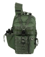 Waterproof Source Camouflage Hydration Pack Molle Tactical Gear Sling Shoulder