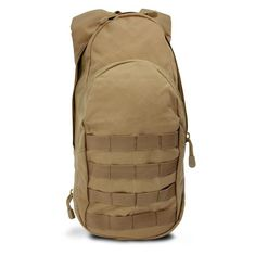 Tactical Military Hydration Pack , Hydration Backpack with 2.5L TPU Bladder