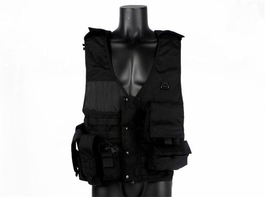 Anti Bullet Tactical Gear Vest with Holster Bullet Proof Tactical Vest