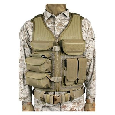 Law Enforcement Tactical Gear Vest Body Armor EOD Ultimate Arms Gear