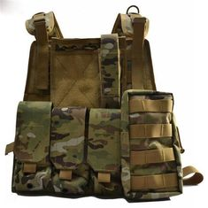 Military Level 2 Bullet Proof Vest , Light Bulletproof Tactical Vest