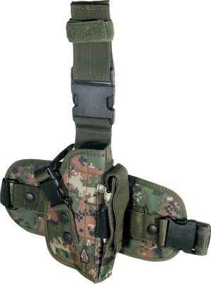 Universal Leg Tactical Gun Holsters For Special Ops Customized
