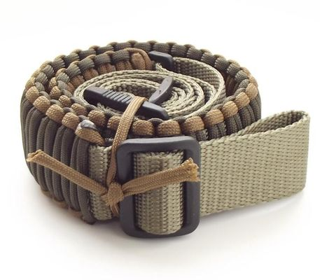 Military Tactical Gun Sling 550 LB Survival Backpack Shoulder Straps
