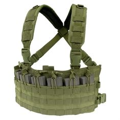 Camouflage Airsoft Cross Tactical Chest Rigs And Vests Customized