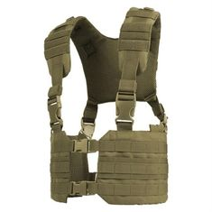 Tactical Assault Gear Vest / Tactical Combat Vest Water Resistant