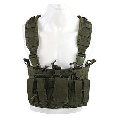 China Concealable Military Bulletproof Vest Recon Body Chest Rig For Army supplier