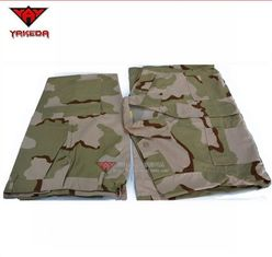 Custom Camouflage Military Uniforms Waterproof Rip - Stop For Workwear