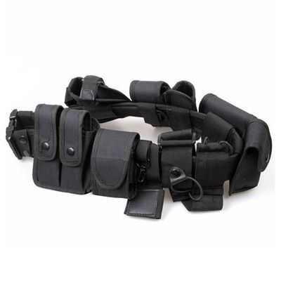 Tactical Shooting Belt / EMS 2 Inch Tactical Belt With different  size Pouches