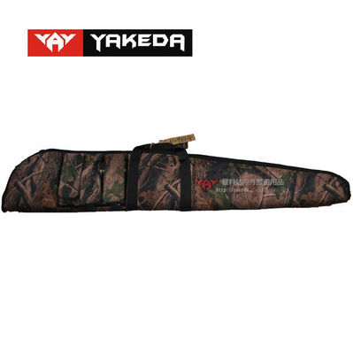 Fabric Outdoor Tactical Gun Bags Ballistic Lightweight For Shooting