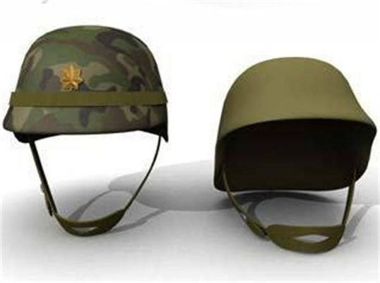 Outdoor Camo Military Bulletproof Helmet Advanced Combat For Women