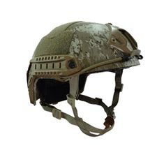 Men Ballistic Military Bulletproof Helmet Lightweight , Army Ach Helmet