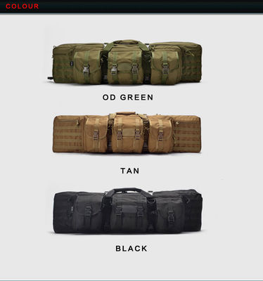 Outdoor Military Hunting Bag Tactical Gun bags Long Multiple Rifle Case Backpack