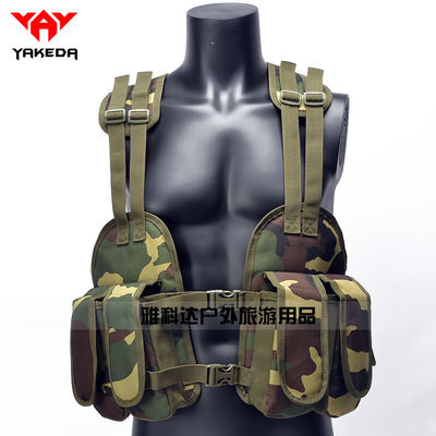 Malitary Tactical Vest Seal Tactical Gear Vest Light Combat For Outdoor Training