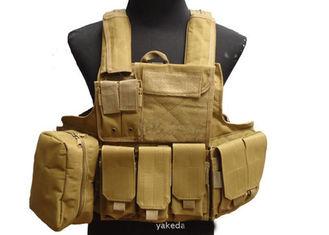 Black Hawk Tactical Vest  Tactical Assault Gear Vest 600D Polyester