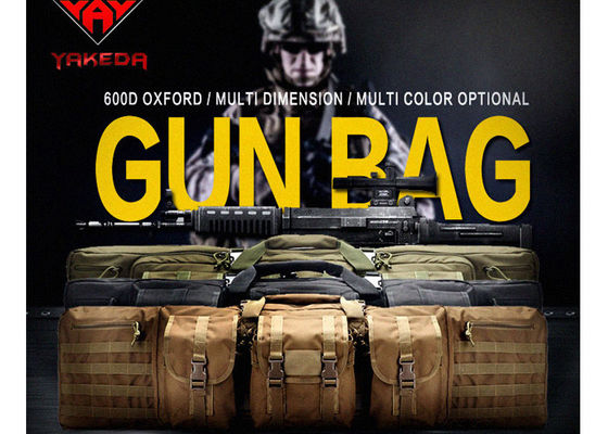 China Outdoor Military Hunting Bag Tactical Gun bags Long Multiple Rifle Case Backpack supplier