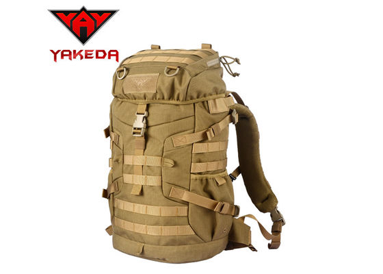 Lightweight Travel Tactical Molle Backpack , Hiking Camping Mountain Climbing Backpack
