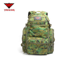 Tactical Army Camouflage Backpack For Military Gear / Laptops / Travel Day Pack