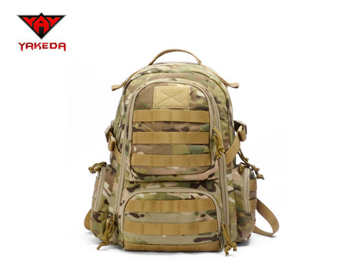 Military Waterproof Tactical Assault Pack ,Outdoor Hiking Camping Tactical Molle Backpack