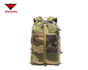 Outdoor Military Tactical Day Pack Camouflage Molle Rucksack Tactical Assault Gear Backpack Army Surplus Packs