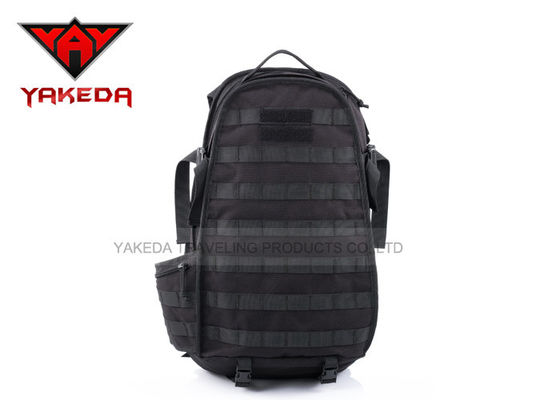 China Camping Tactical Day Pack Navy Camouflage Backpack Water Resistant supplier