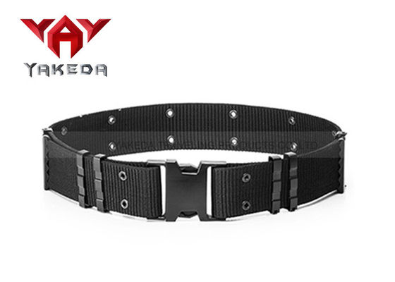 China Adjustable Security Wilderness Tactical Belt for Outdoor Sports and Hunting supplier