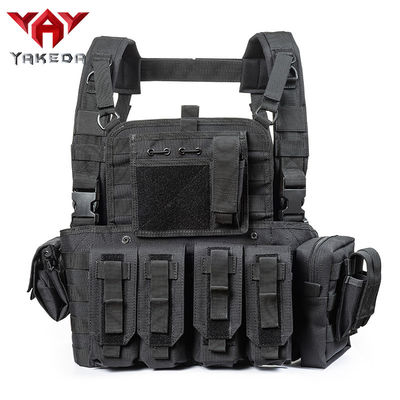 Army Fans and Cs Game Tactical Gear Vest with Customized Logo