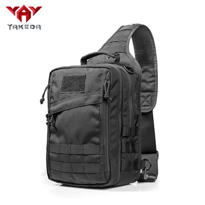 China Nylon Outdoor Gear Rover Sling Pack Cross Body Gun Backpack design for handgun move quickly supplier