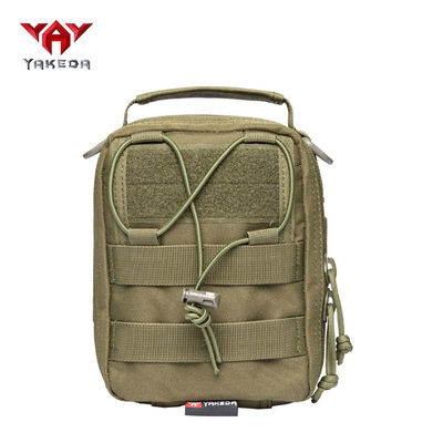 Small 900D nylon Tactical EMT Bag With Customized Logo CE ROHS