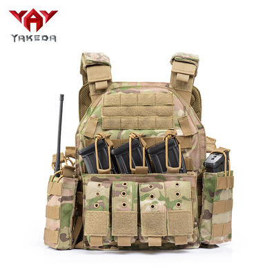 China Forces Combat Training Vest, Army Fans Outdoor Vest Cs Game Vest,expand Training Field Equipment supplier