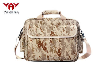 Water Resistant Multifunctional Tactical Day Pack / Military Tactical Briefcase And Laptop Bag