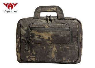 Lightweight Tactical Day Pack , Water Proof Nylon Business Army Laptop Bag