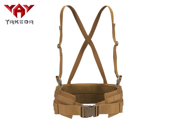 China 1000D Nylon X - Shaped Suspender Training Combat Girdle Military Multi - Functional Tactical Girdle supplier